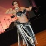 Cours 2009-2010 : danse orientale et salsa