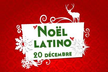 Soirée Noël Latino à Montargis