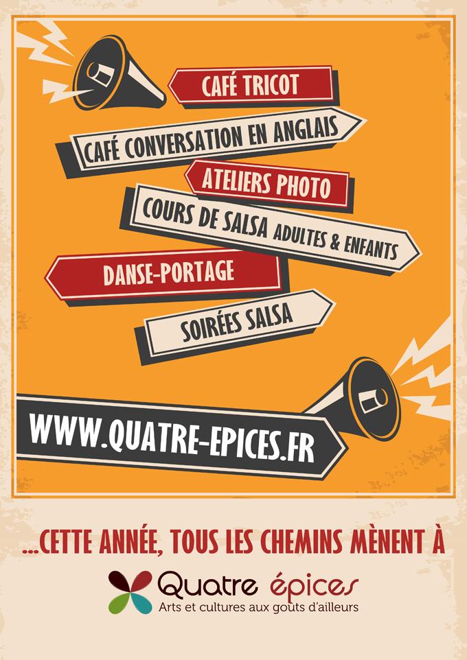 Activités 2014 montargis - Association Quatre épices