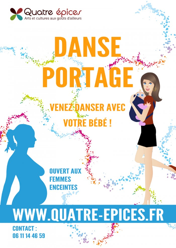 Danse-portage à Montargis