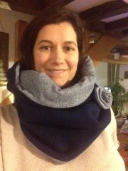 snood rabattu