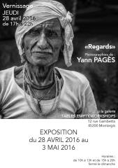 exposition photographe Yann Pagès
