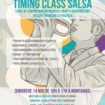 Timing class salsa du 14 mai