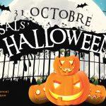Sals'Halloween du 31 octobre !