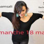 Stages de bachata avec Sonia Belhamsali